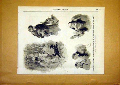 Etrennes Colette Schultz Bayard French Print 1891