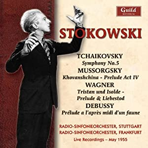 Stokowski Conducts Mussorgsky Wagner Debussy