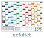 Rainbow Wandkalender / Wandplaner 201...