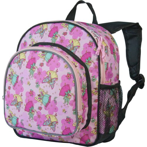 Wildkin Fairies Pack 'n Snack Backpack
