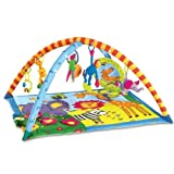 Tiny Love Super Deluxe Lights and Music Gymini Activity Gym Kids, Infant, Child, Baby Products
