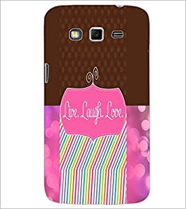 PrintDhaba Quote D-3947 Back Case Cover for SAMSUNG GALAXY GRAND 2 (Multi-Coloured)