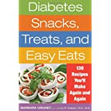 Diabetes Snacks, Treats and Easy Eats: 130 Recipes You'll Make Again and Againby Sue Spitler