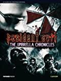 echange, troc GUIDE RESIDENT EVIL: THE UMBRELLA CHRONICLES