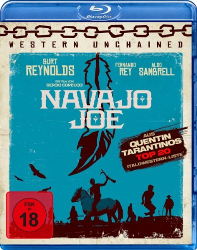 Navajo Joe - Western Unchained No. 3 [Blu-ray]