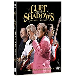 Cliff Richard And The Shadows - The Final Reunion [DVD] [2009]