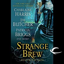 Strange Brew (       UNABRIDGED) by Patricia Briggs, Jim Butcher, Rachel Caine, Karen Chance, P. N. Elrod, Charlaine Harris, Faith Hunter, Caitlin Kittredge, Jenna Maclane Narrated by Jennifer Van Dyck, Christian Rummel, Gayle Hendrix, Dina Pearlman, Marc Vietor, Therese Plummer, Karen Chapman