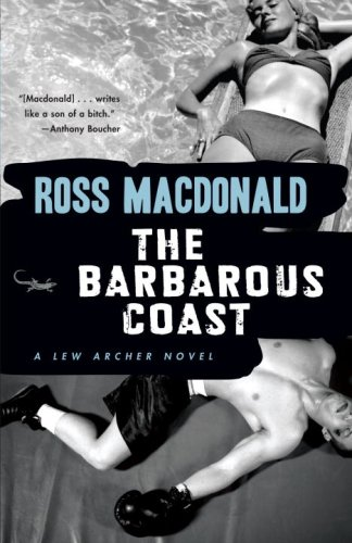 The Barbarous Coast (Vintage Crime/Black Lizard)