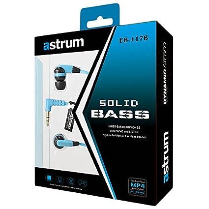 Astrum EB-117B Wired Headphones