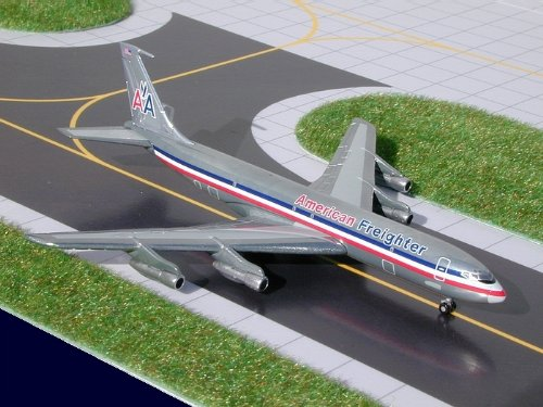 Gemini Jets American Airlines B707-320 Model Airplane (American Airlines Model compare prices)