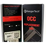 Kangertech Subtank OCC coils (pack of 5) in 0.5ohm or 1.2ohm (1.2ohm)