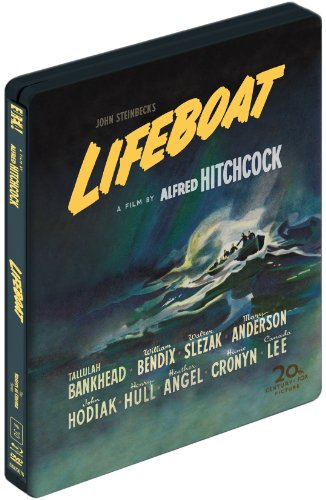 Lifeboat [Masters of Cinema] (Ltd Edition Dual Format Steelbook) [Blu-ray] [Reino Unido]