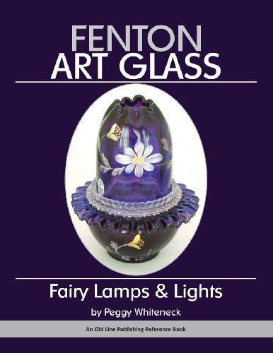 Fenton Art Glass: Fairy Lamps & Lights