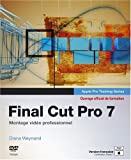 echange, troc Diana Weynand - Final Cut Pro 7 (1DVD)