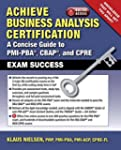 Achieve Business Analysis Certificati...