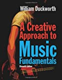 9780840029997: A Creative Approach to Music Fundamentals (with CourseMate Printed Access Card)