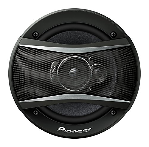 "Pioneer TS-A1676R 6-1/2"" 3-Way Speaker, Set of 1"