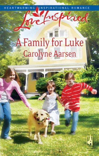 Image of A Family for Luke: Riverbend Series #3 (Love Inspired #476)