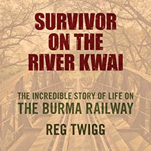 Survivor on the River Kwai Audiobook