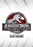 Jurassic Park 1-4 Collection (Bilingual)