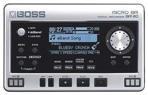 BOSS Digital Recorder MICRO BR  BR-80