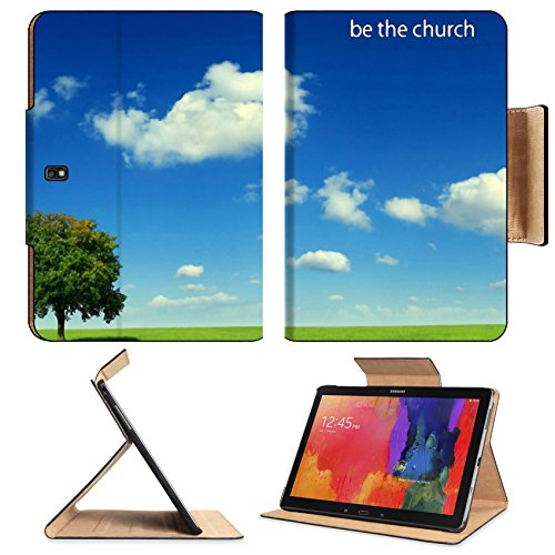 Church Christian Bible Jesus Field Samsung Note Pro 12.2 Flip Case Stand Smart Magnetic Cover Open Ports Customized Made To Order Support Ready Premium Deluxe Pu Leather Liil Professional Graphic Background Covers Designed Model Folio Sleeve Hd Template D front-918898