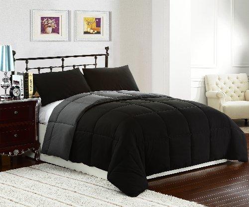 Black King Size Beds 9586 front