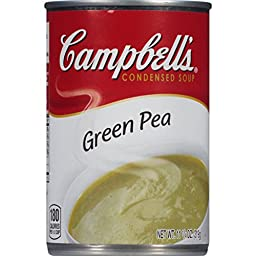 Campbell\'s Condensed Soup, Green Pea, 11.25 Ounce (Pack of 12)