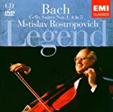 Bach: Cello Suites Nos. 1, 4 & 5