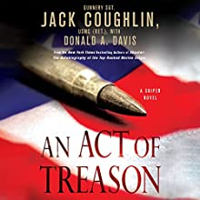 An Act of Treason (       UNABRIDGED) by Jack Coughlin, Donald A. Davis Narrated by Luke Daniels