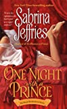 One Night With a Prince (The Royal Brotherhood Series) (0743477723) by Jeffries, Sabrina