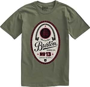 Herren T-Shirt Burton Microbrew T-Shirt