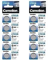 CAMELION 10 x pile CR2032 5004LC LITHIUM CAMELION