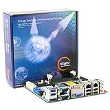 Jetway NF9E-Q77 Mini-ITX Motherboard, Q77 Express vPro iAMT, LGA1155, Ivy Bridge