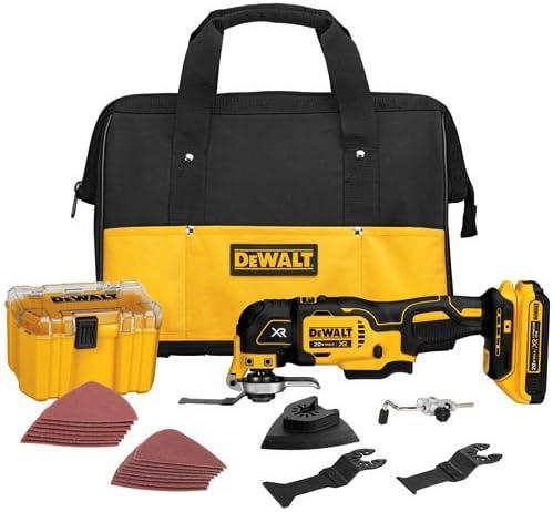 Dewalt DCS355D1 20V Multi-Tool Kit Bundle