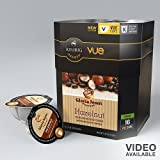 Keurig Gloria Jeans Coffee Hazelnut Vue Pack - 16 Count