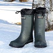 -40℃でも足元を守る カナダ「バフィン社」製 防寒ブーツ (M(25~26cm))