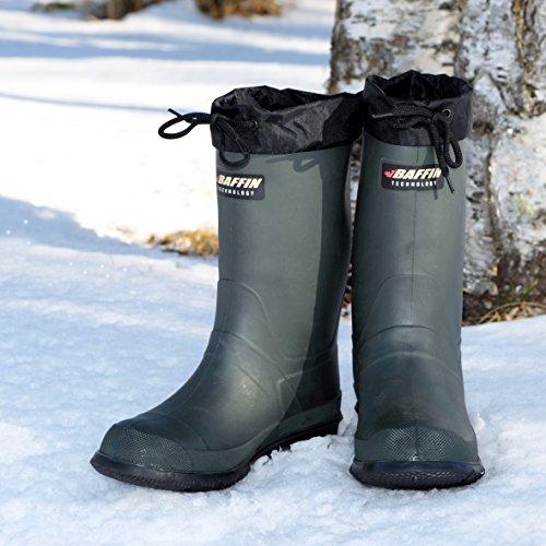 -40℃でも足元を守る カナダ「バフィン社」製 防寒ブーツ (L(26~27cm))