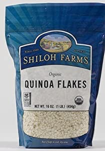 Shiloh Farms Organic Quinoa Flakes -- 16 oz