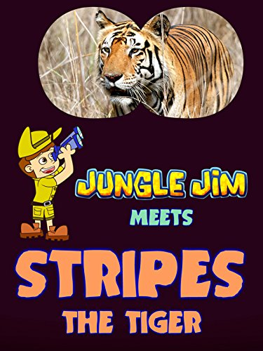 Jungle Jim Meets Stripes The Tiger