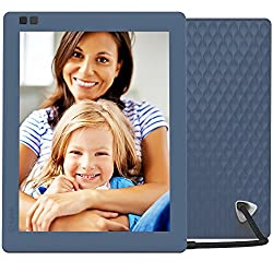 Nixplay Seed W10A 10-inch WiFi Digital Photo Frame (Blue)