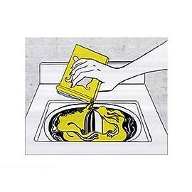 Washing Machine Poster Print by Roy Lichtenstein (32 x 24)