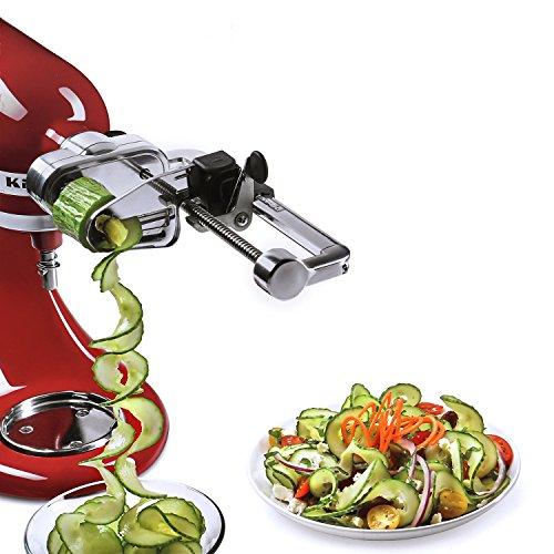 Spiralizzatore verdura / macchina a spirale per frutta KitchenAid