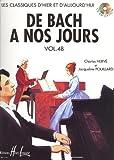 echange, troc HERVE Charles / POUILLARD Jacqueline - De Bach à nos jours Vol.4B