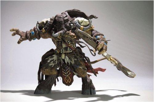 World of Warcraft Tauren Hunter: Korg Highmountain Figure