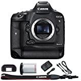 Canon EOS-1D 0931C002 20.2MP Digital SLR Camera Body Mark II (Black)