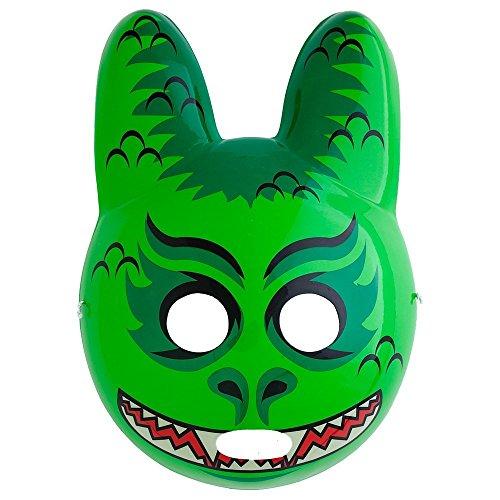 Monster Halloween Labbit Mask Kidrobot X Frank Kozik - B016RFEVZ6