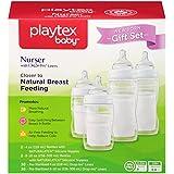 Playtex BPA Free Premium Nurser Bottles with Drop In Liners Gift Set