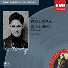 Great Artists of the Century - Ian Bostridge - Schubert: 25 Lieder