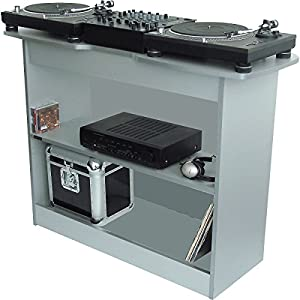Sefour XS100 DJ STAND, Silver